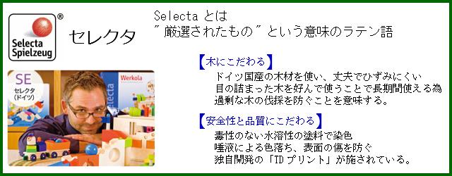 セレクタ紹介